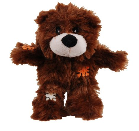 Image 1 - Anka - Peluche Ours Teddy Bear pour chien Taille XS H.12 cm