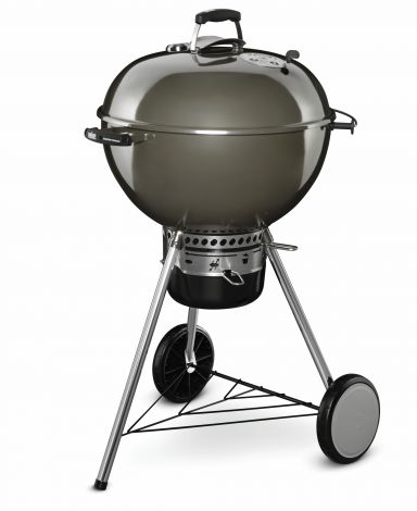 Image 0 - Barbecue charbon Master-Touch™ GBS™ Ø 57 cm Smoke Grey
