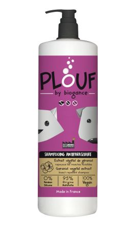 Image 1 - Biogance - Shampooing Plouf Anti Parasitaire Chien Chat 1L