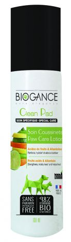 Image 1 - Biogance - Soin Coussinets Clean Pad 100 ml