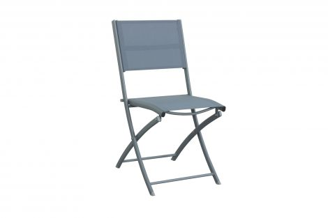 Image 0 - Chaise Swing Gris