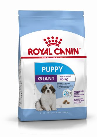 Image 1 - Croquettes Royal Canin Chiot Giant Puppy 15 kg