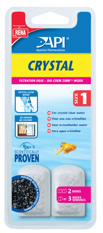 Image 0 - Dose API Crystal taille 1 X2