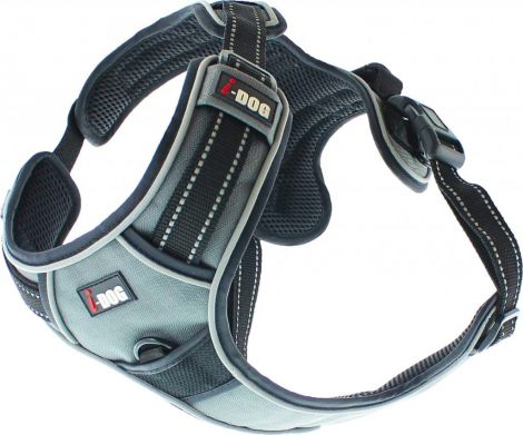 Image 1 - Idog - Harnais Style gris - Taille XS