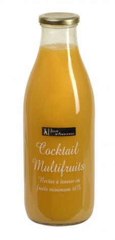 Image 1 - Nectar cocktail multifruits 1l