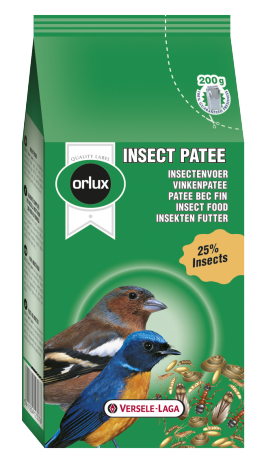 Image 1 - Versele Laga - Orlux Insect Patee 200 g
