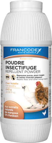 Image 1 - Poudre insectifuge volaille 640 g