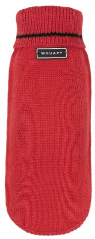 Image 1 - Pull Rouge Wouapy Taille 45
