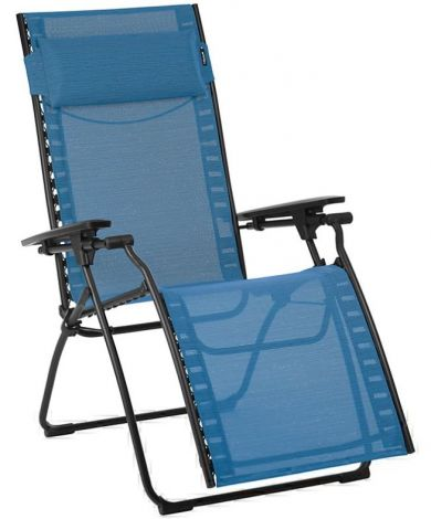 Image 1 - Lafuma - Fauteuil Relax Evolution Batyline duo Outremer