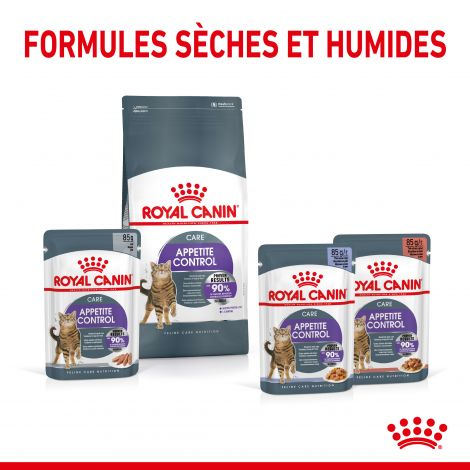 Image 5 - Croquettes Royal Canin Chat Appetite Control Care 3,5 kg