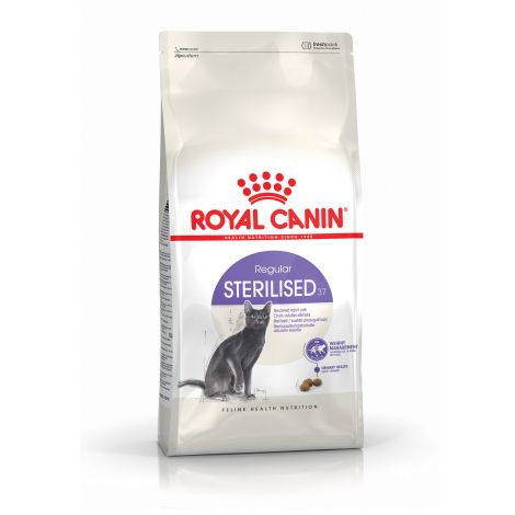 Image 1 - Croquettes Royal Canin Chat Sterilised 37 - 2 kg