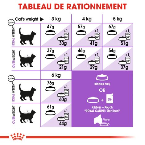 Image 6 - Croquettes Royal Canin Chat Sterilised 37 - 2 kg