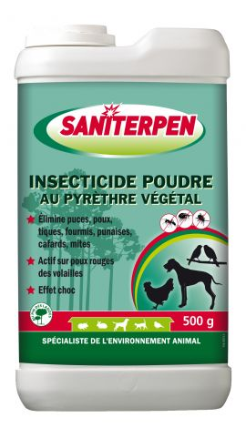 Image 1 - Saniterpen Insecticide Poudre 500g