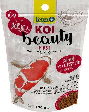 Image 1 - Tetra - Aliment Koi Beauty First 150 g