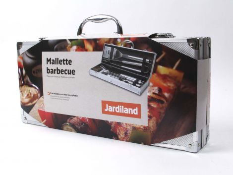 Image 1 - Valisette accessoires barbecues