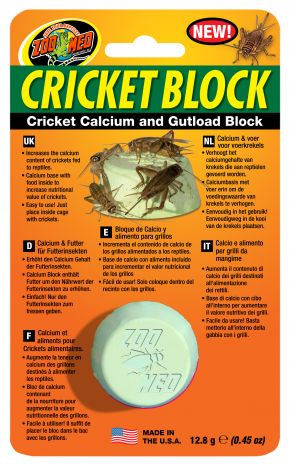 Image 1 - Zoomed - Calcium pour crickets 12,8 g