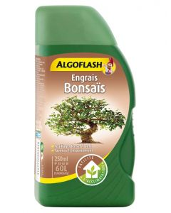 Algoflash - Engrais Bonsaï 250 ml