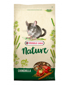 Versele Laga - Aliment Nature Chinchilla 2,3 kg