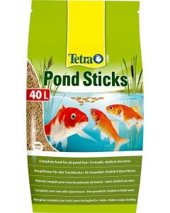 Tetra - Aliment complet pour poisson Pond Sticks 40 L + 25%
