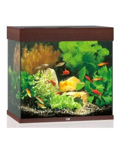 Aquarium LIDO 120 Led brun