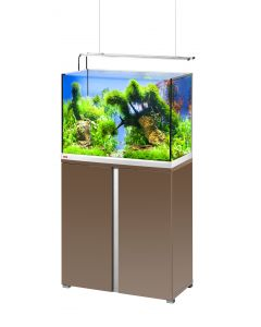 Aquarium Proxima 175L Plus LED Moka et Meuble