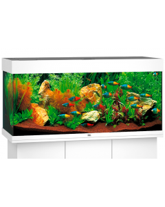 Aquarium RIO 180 Led blanc - L.101 x l.41 x H.50 cm