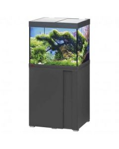 Aquarium Vivaline LED 150 anthracite 155L - L.60 x l.50 x H.50 cm