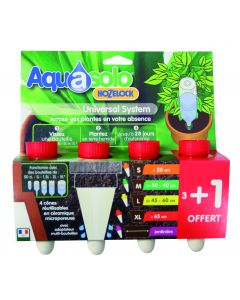 Aquasolo XL rouge x4