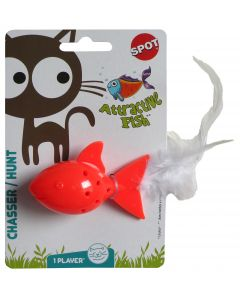 Atnip Power Fish Cat Toy
