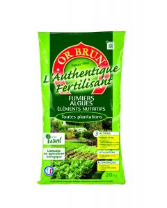 Authentique fertilisant 20Kg