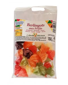 Berlingots aux fruits