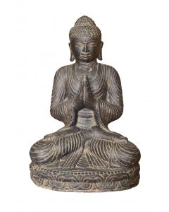 Bouddha assis salutation 45cm