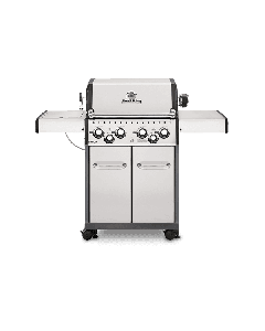 Broil King - Barbecue à gaz Barron 490 en inox