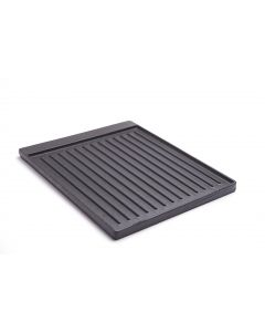 Broil King - Plancha en fonte pour barbecue Royal L.37xl.27,30 cm