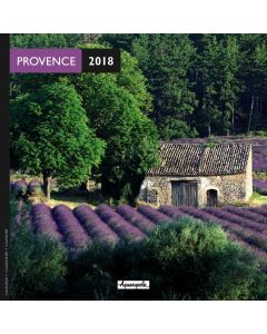 Calendrier 16 x 16 provence 2018