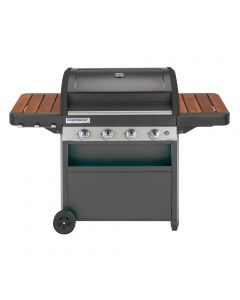Campingaz - Barbecue gaz 4 series classic  WLD + Plancha