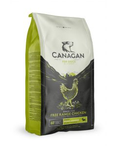 Canagan - Small breed free run chicken 6kg