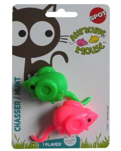 Catnip Speedy Mouse Cat Toy