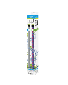 Ciano - Rampe led CLA60 Plants & convertisseur pour aquarium