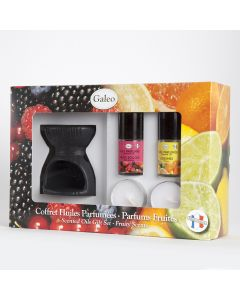 Coffret HP Parfums fruités