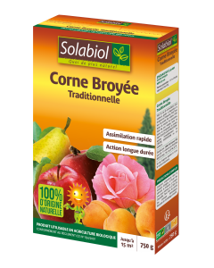 Corne broyée traditionnelle 750 g