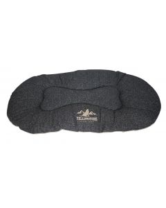 Coussin ovale Comfort Yellowstone pour chien Taille 100 cm