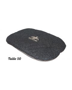 Coussin ovale Comfort Yellowstone pour chien Taille 50 cm