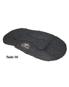 Coussin ovale Comfort Yellowstone pour chien Taille 90 cm