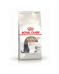 Croquettes Royal Canin Chat Ageing Sterilised 12+ - 2 kg | -40% sur le 2ème