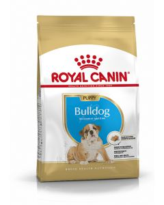 Royal Canin - Croquettes Bulldog anglais junior 3 kg