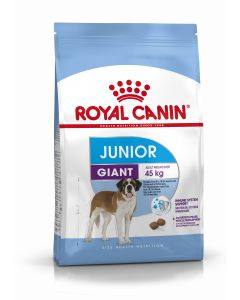 Croquettes Royal Canin Chiot Giant Junior 15 kg