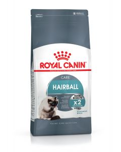 Croquettes Hairball care 400g
