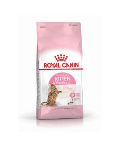 Royal Canin - Croquettes pour chatons Kitten sterilised 2kg