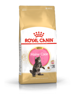 Croquettes Maine coon kitten 400g